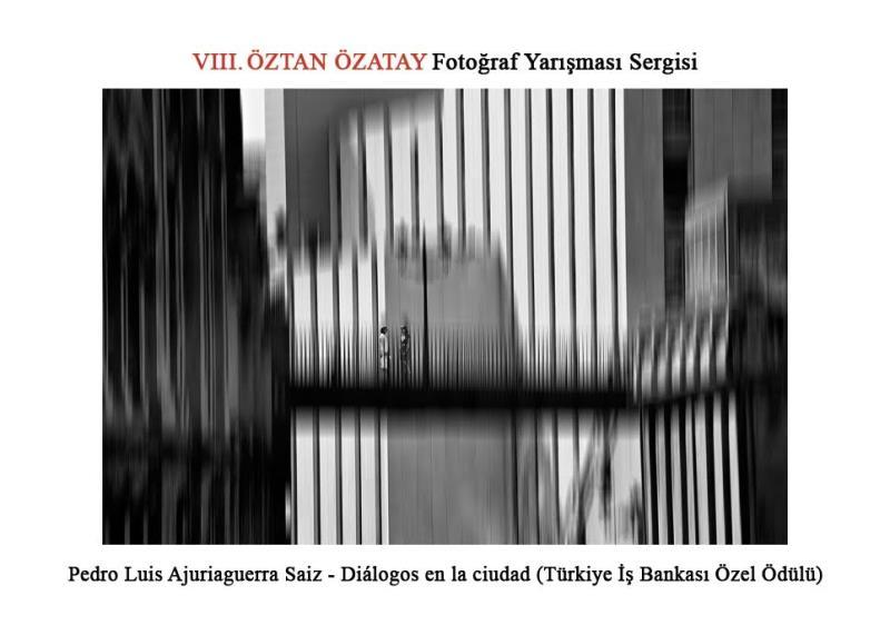 8. Öztan Özatay Fotoğraf Yarışması Sergisi 10