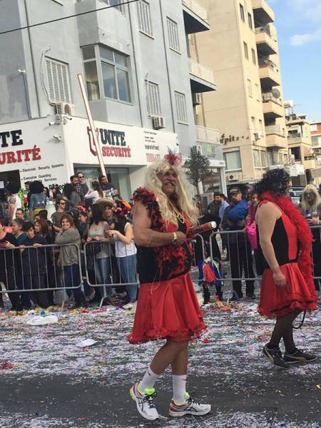 Rengârenk Limasol Karnavalı 15
