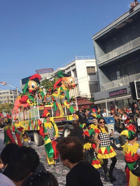 Rengârenk Limasol Karnavalı 19