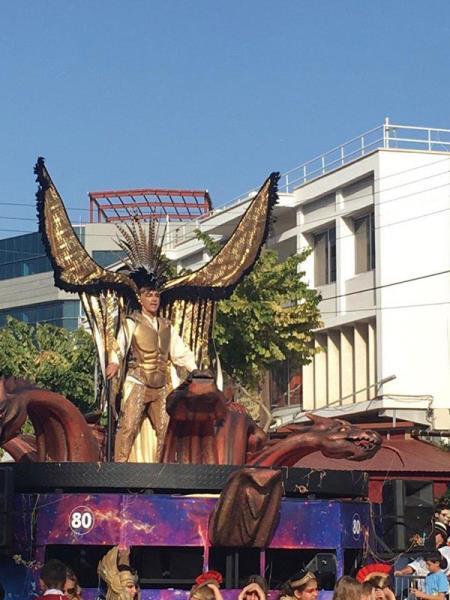 Rengârenk Limasol Karnavalı 2