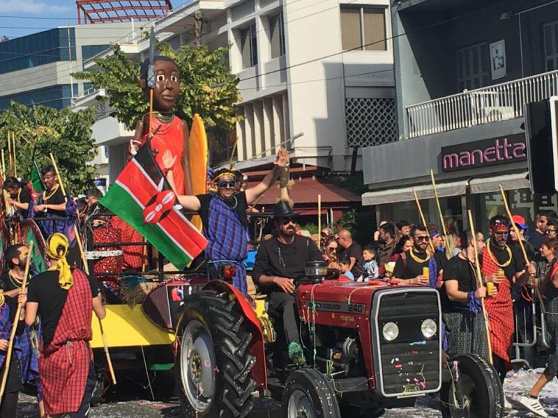 Rengârenk Limasol Karnavalı 20