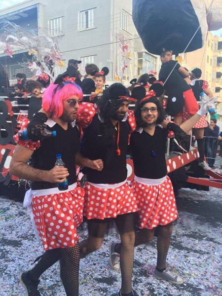 Rengârenk Limasol Karnavalı 23
