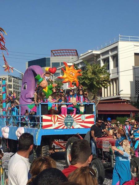 Rengârenk Limasol Karnavalı 25