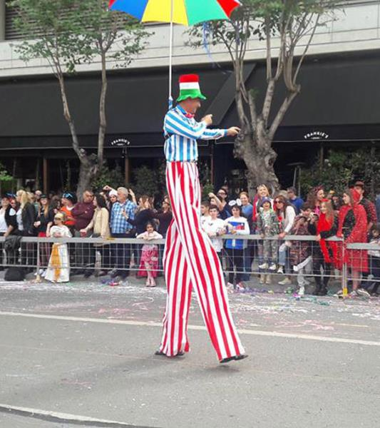 Rengârenk Limasol Karnavalı 3