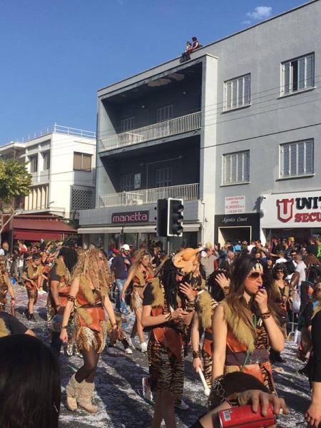 Rengârenk Limasol Karnavalı 5
