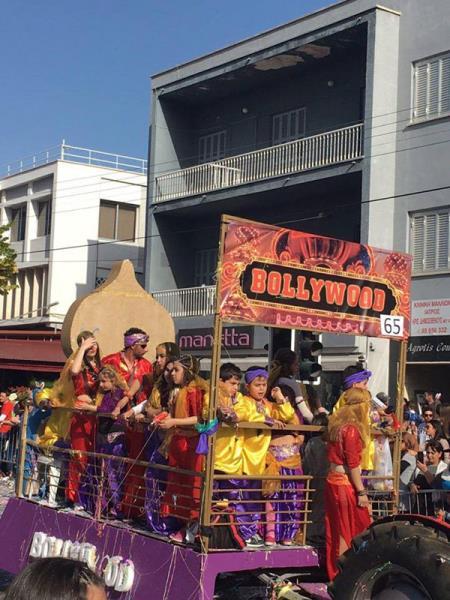 Rengârenk Limasol Karnavalı 7