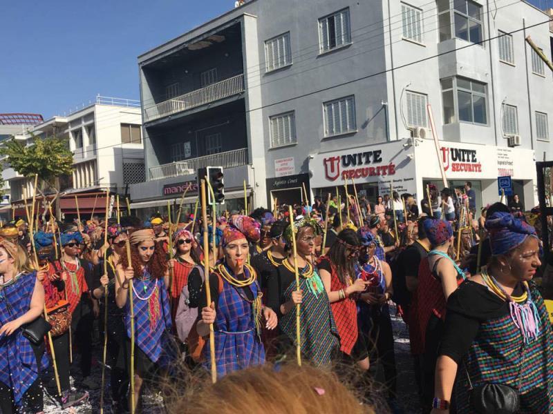 Rengârenk Limasol Karnavalı 8