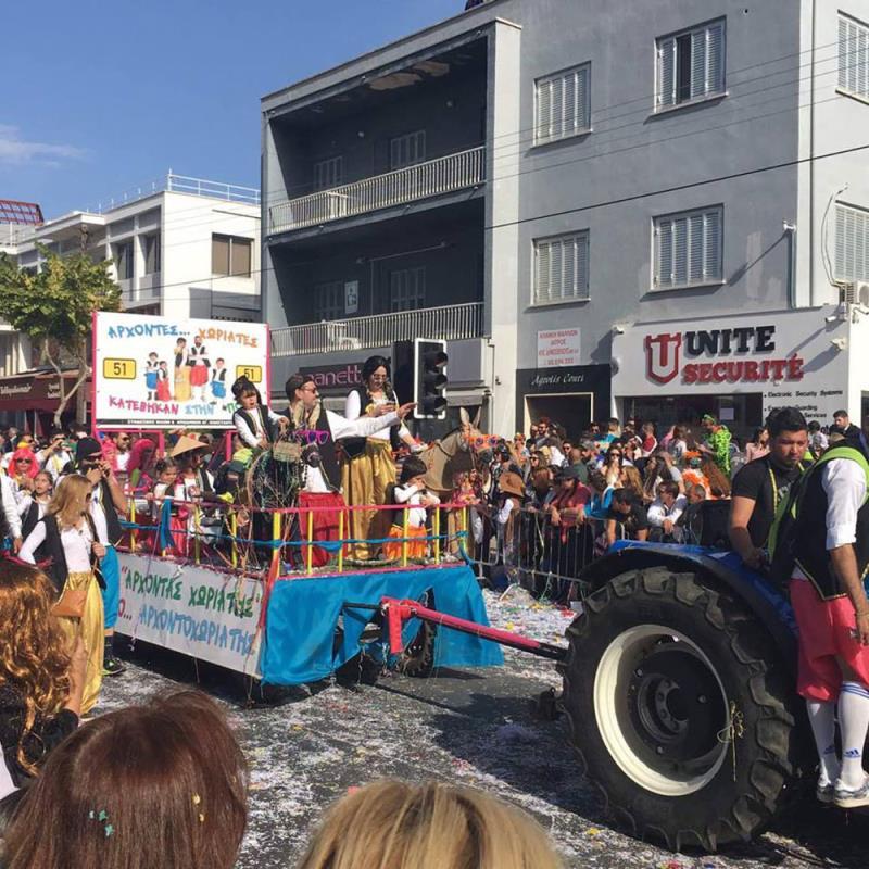 Rengârenk Limasol Karnavalı 9