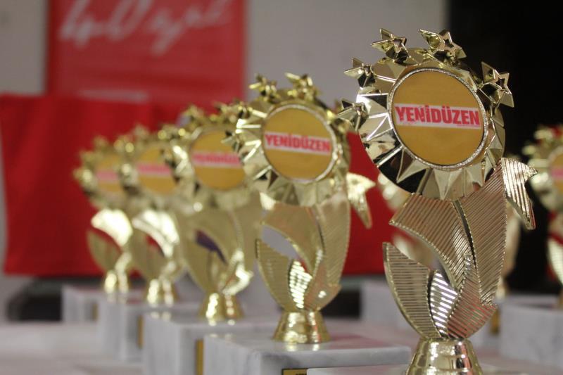 YENİDÜZEN Spor Ödülleri 2015 1