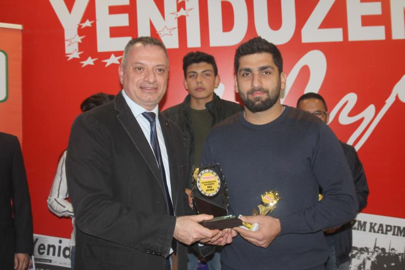 YENİDÜZEN Spor Ödülleri 2015 11