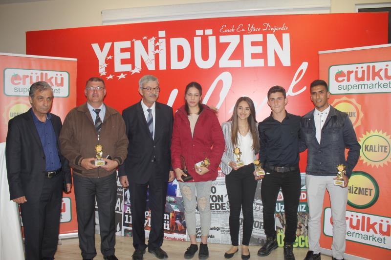 YENİDÜZEN Spor Ödülleri 2015 14