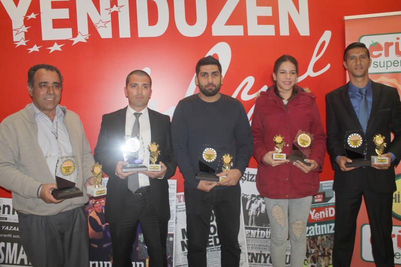 YENİDÜZEN Spor Ödülleri 2015 15