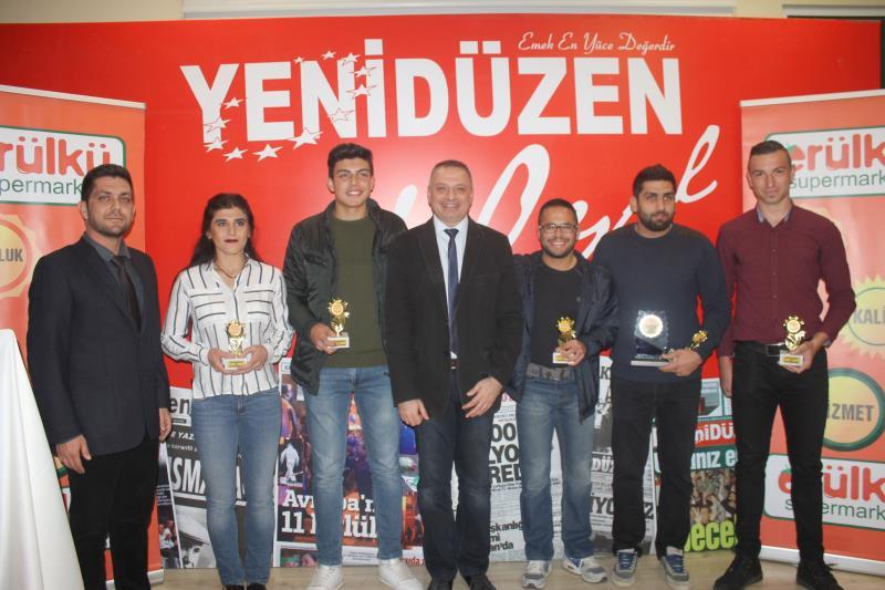 YENİDÜZEN Spor Ödülleri 2015 17