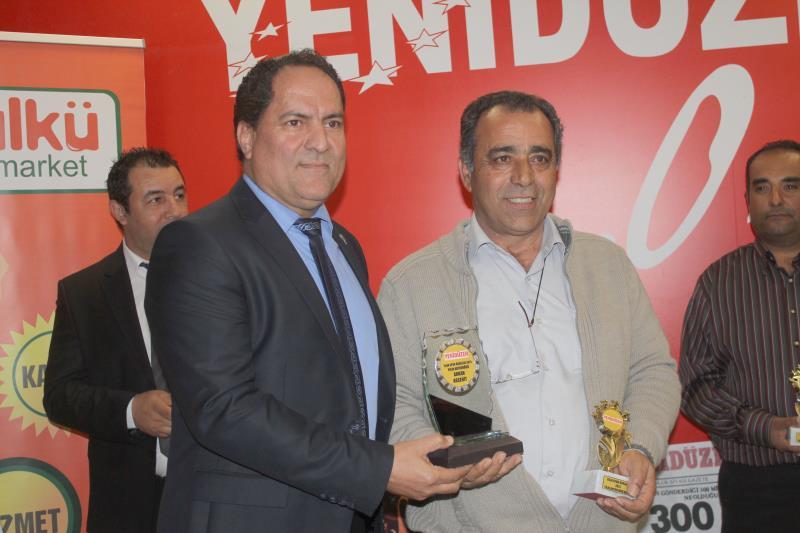 YENİDÜZEN Spor Ödülleri 2015 7