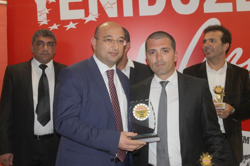 YENİDÜZEN Spor Ödülleri 2015 8