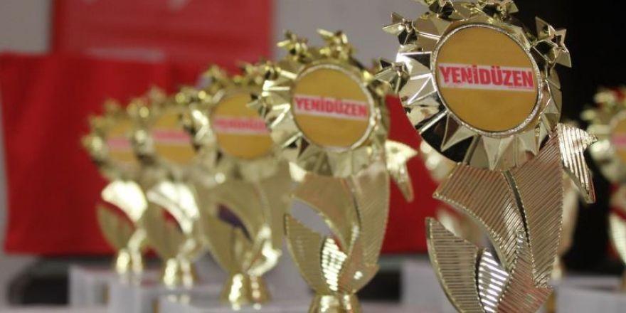 YENİDÜZEN Spor Ödülleri 2015