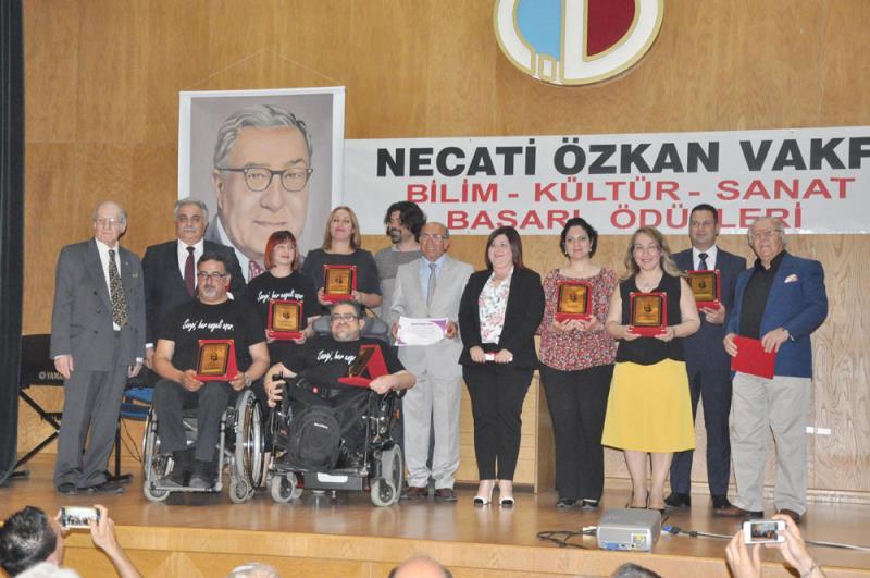 20. M. Necati Özkan Bilim – Kültür – Sanat Başarı Ödülleri 1