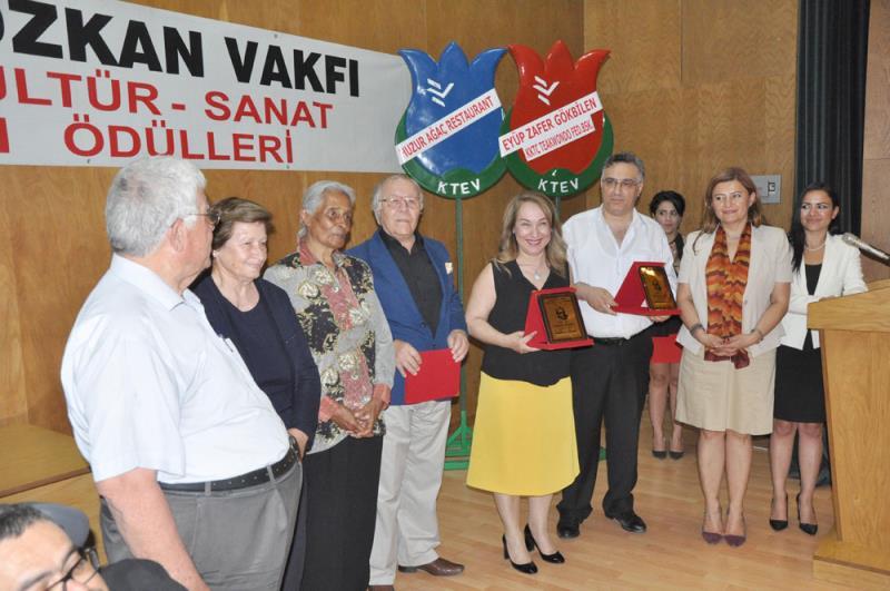 20. M. Necati Özkan Bilim – Kültür – Sanat Başarı Ödülleri 4