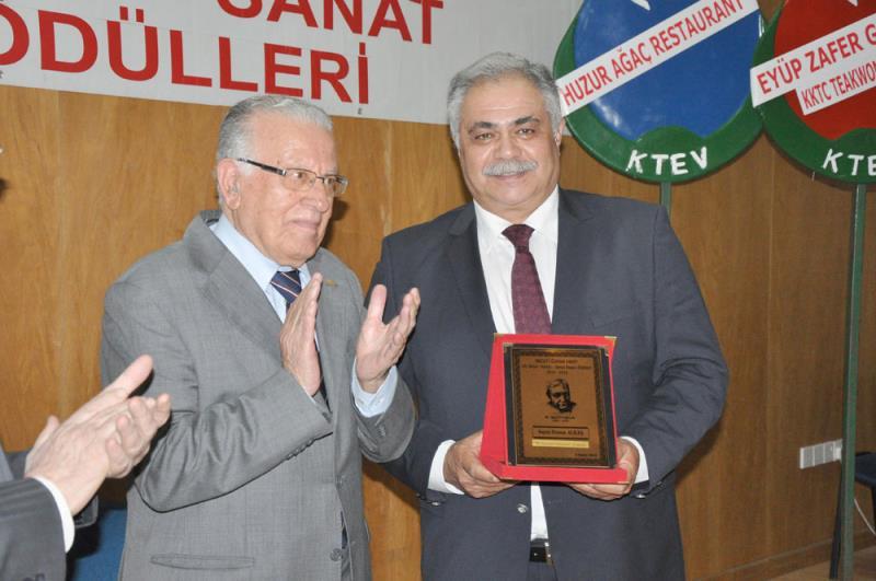 20. M. Necati Özkan Bilim – Kültür – Sanat Başarı Ödülleri 6