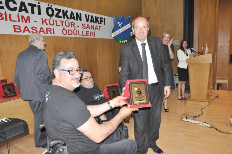 20. M. Necati Özkan Bilim – Kültür – Sanat Başarı Ödülleri 9