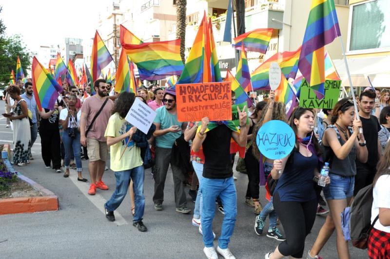 Kıbrıs Onur Yürüyüşü 1