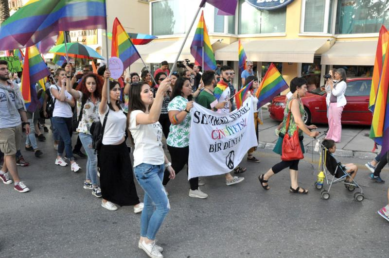 Kıbrıs Onur Yürüyüşü 2