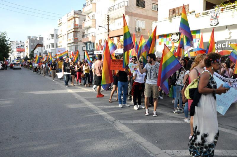 Kıbrıs Onur Yürüyüşü 5