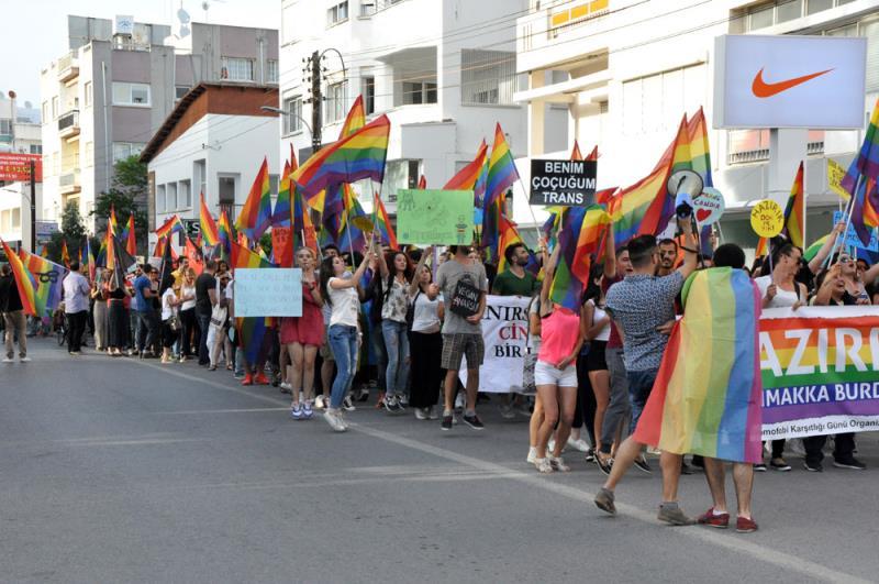 Kıbrıs Onur Yürüyüşü 6