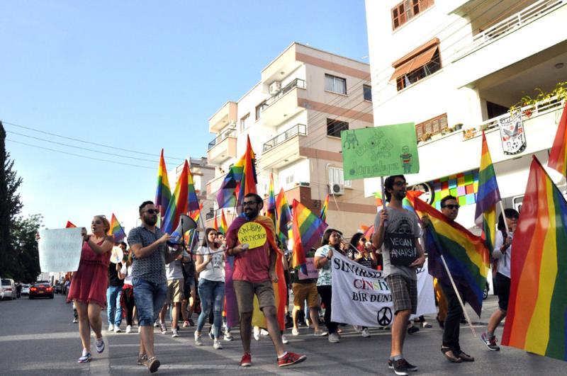 Kıbrıs Onur Yürüyüşü 7