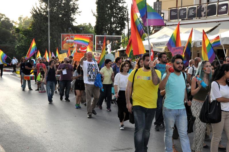 Kıbrıs Onur Yürüyüşü 8