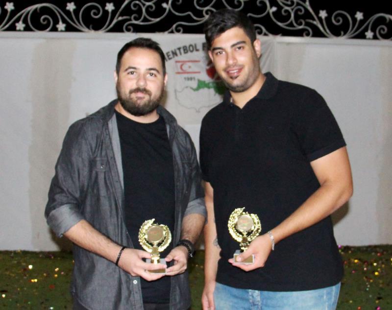Hentbolda ödüller verildi 8