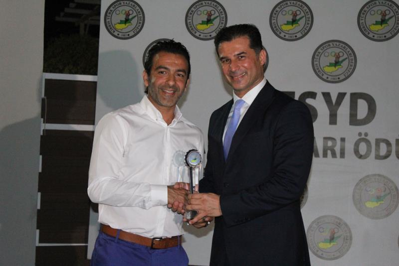 Yılın Başarılıları Ödüllerini Aldı 9