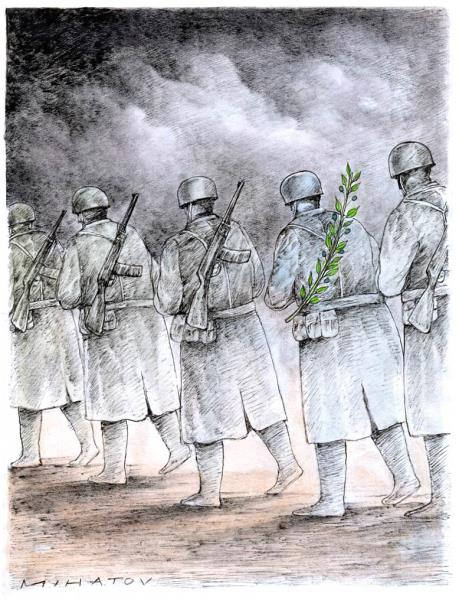 Zeytin Karikatürleri Yarışması 2016 4