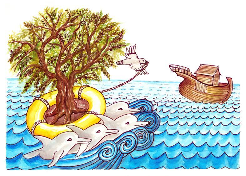 Zeytin Karikatürleri Yarışması 2016 5