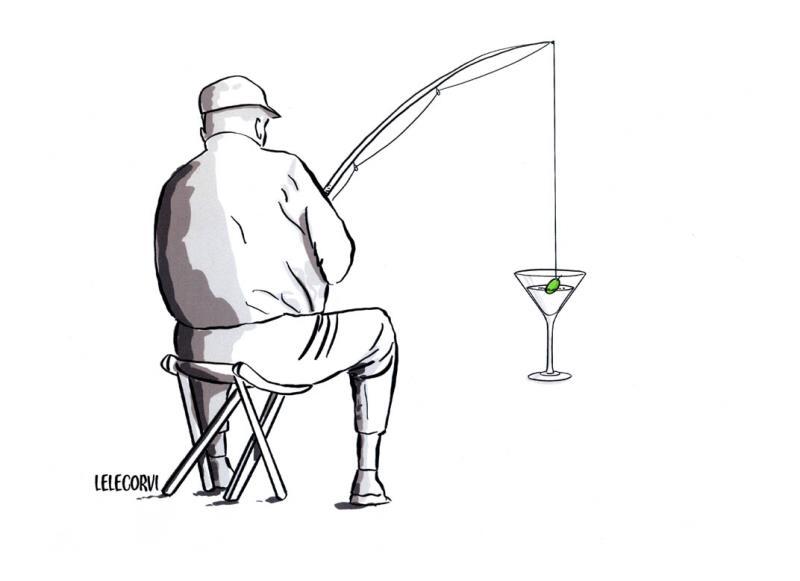 Zeytin Karikatürleri Yarışması 2016 7