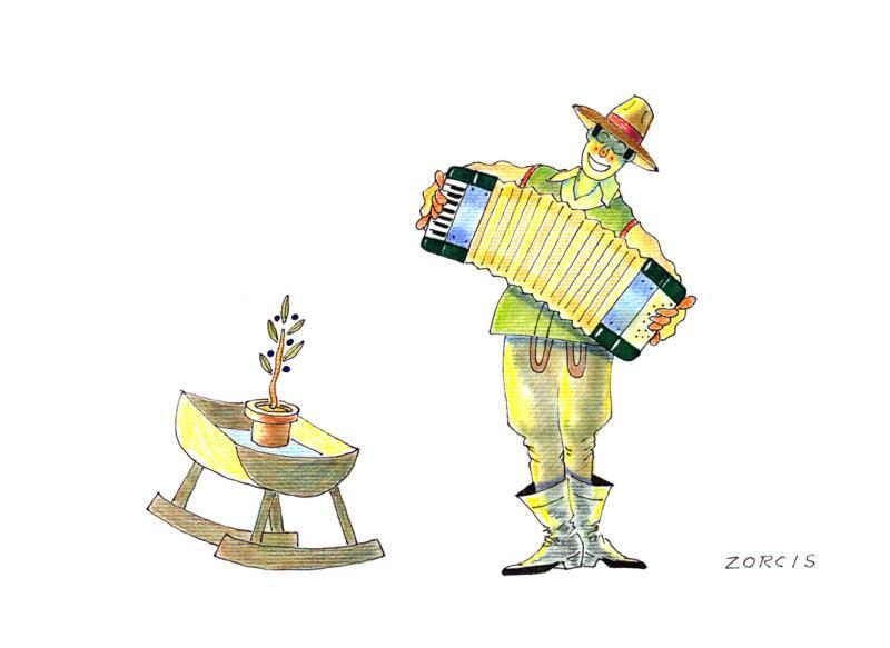 Zeytin Karikatürleri Yarışması 2016 9