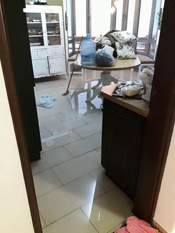 Girne'den felaket görüntüleri 11