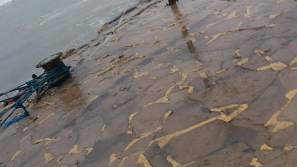 Girne'den felaket görüntüleri 4