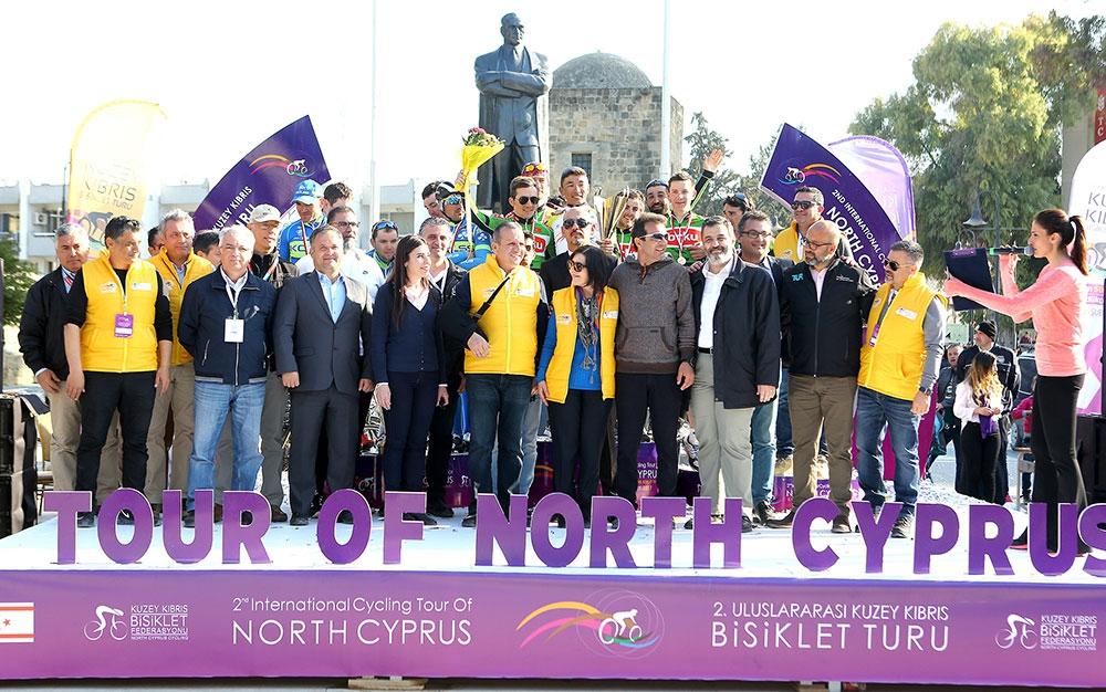 Kıbrıs'ın kuzeyi bisiklete doydu 11