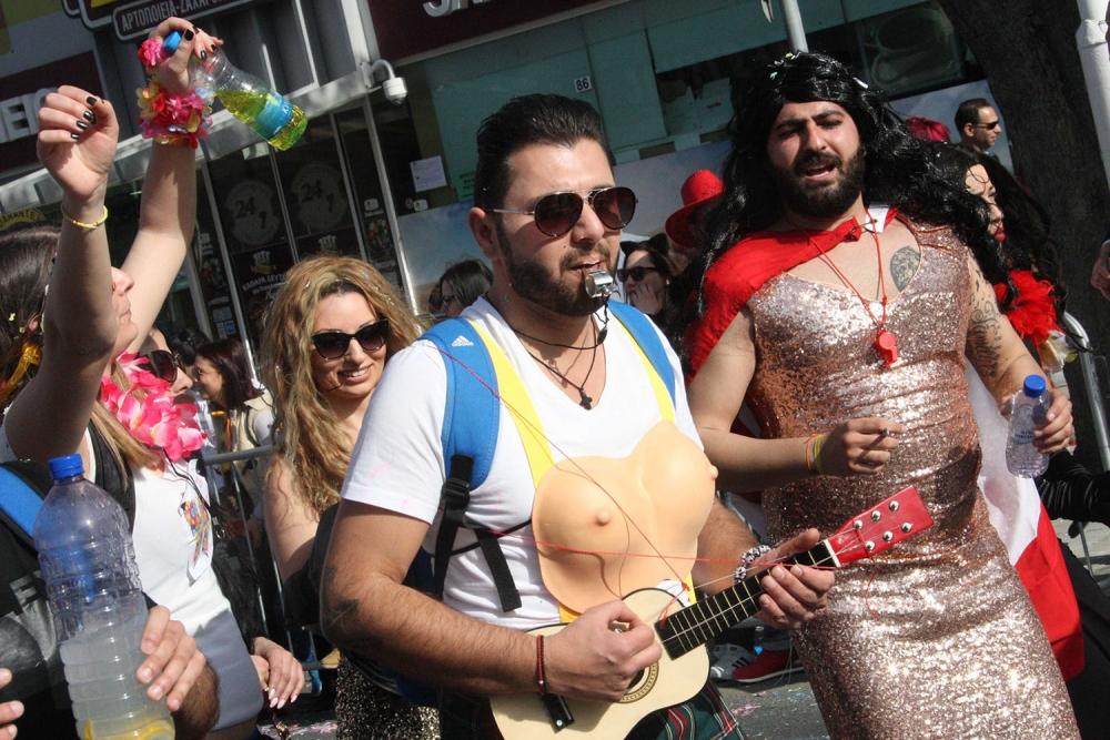 Limasol Karnavalı'ndan görkemli final 10