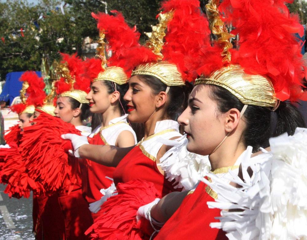 Limasol Karnavalı'ndan görkemli final 11