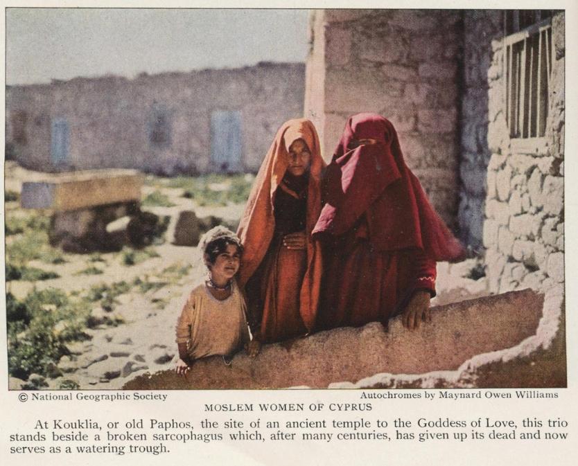 Tarih sayfalarında KIBRIS 30