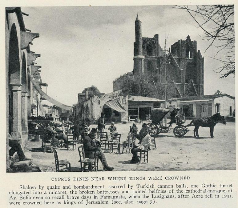 Tarih sayfalarında KIBRIS 34