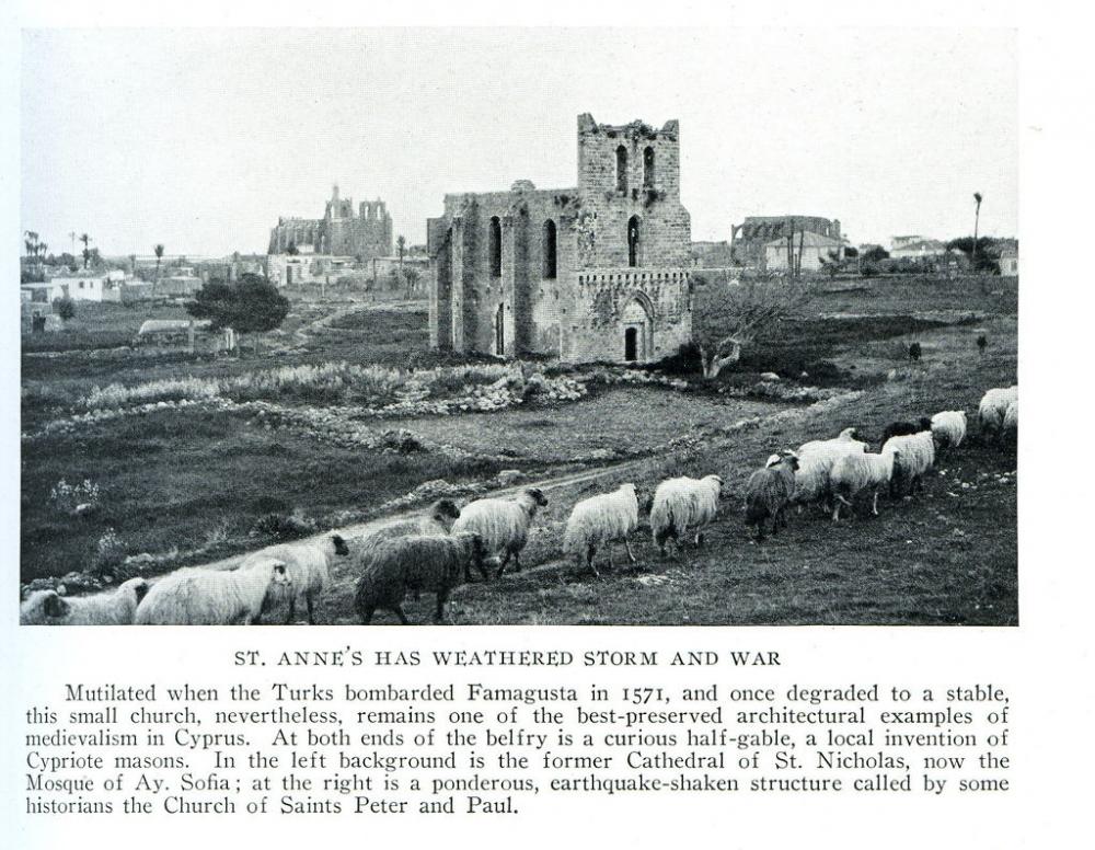 Tarih sayfalarında KIBRIS 38