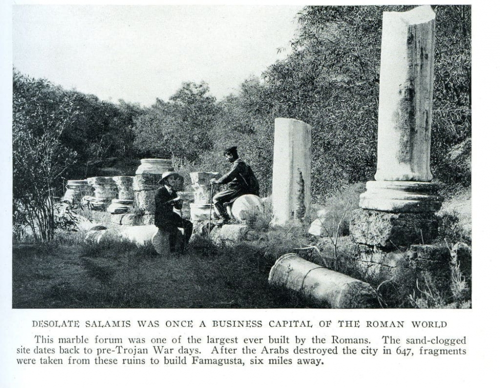 Tarih sayfalarında KIBRIS 39