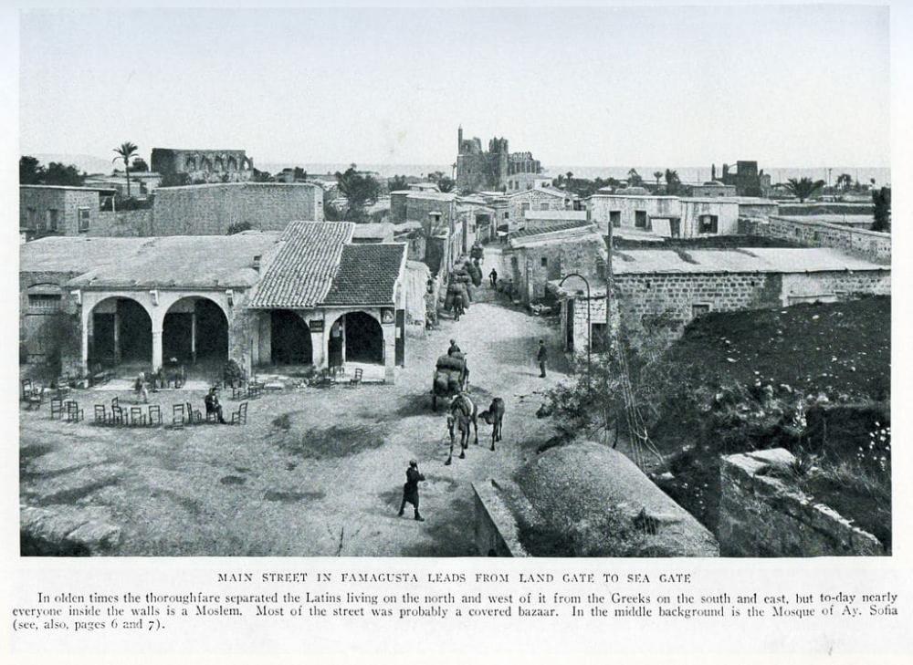 Tarih sayfalarında KIBRIS 40