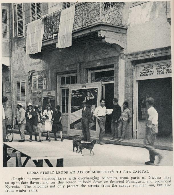 Tarih sayfalarında KIBRIS 44