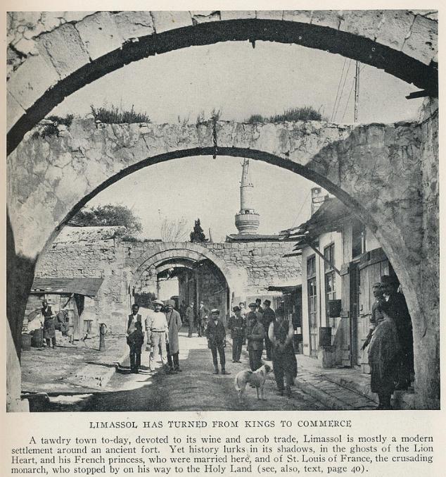 Tarih sayfalarında KIBRIS 47