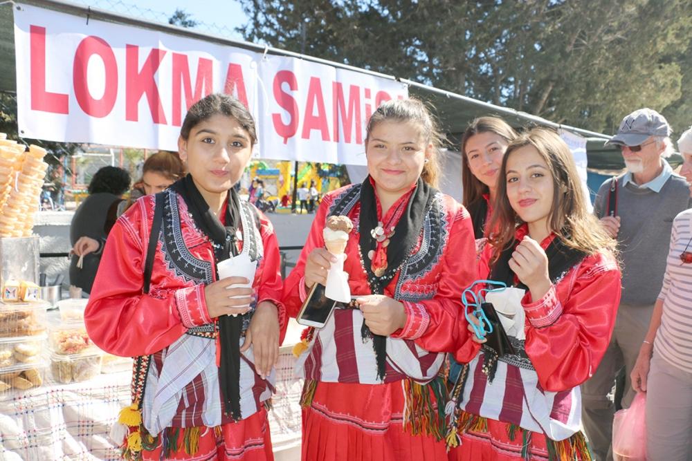 Lale Festivali cıvıl cıvıldı… 4