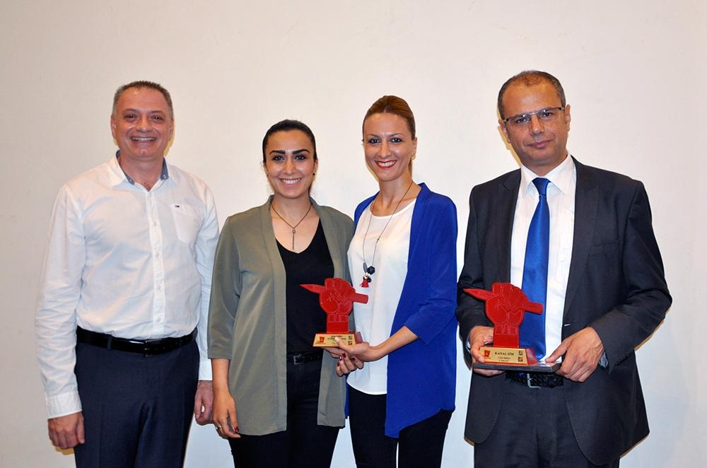 United Medya'ya iki ödül! 3